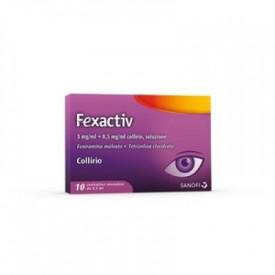 Fexactiv coll 10fl 0,5ml