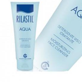 Rilastil Aqua Det Viso 200ml
