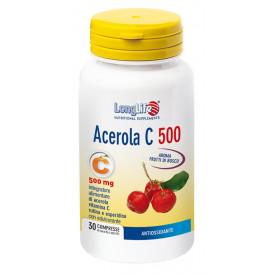 Longlife Acerola C500 30tav
