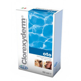 Clorexyderm Oto Liq 50ml