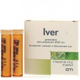 Iver Influenzinum 200ch 3f Glo