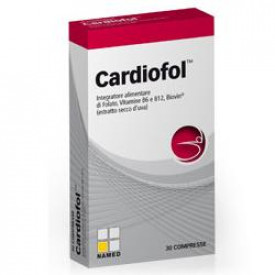 Cardiofol 30cpr