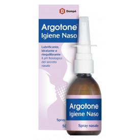 Argotone Igiene Naso Spr 50ml