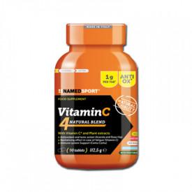 Vitamin C 4natural Blend 90cpr