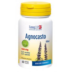 Longlife Agnocasto 60cps Veg