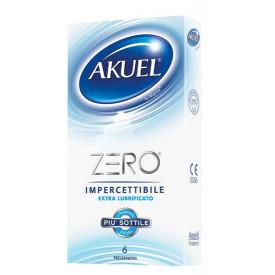 Akuel Zero Extralub Box 6pz