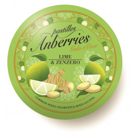 Anberries Lime&zenzero