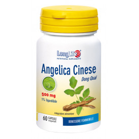 Longlife Angelica Cinese 60cps