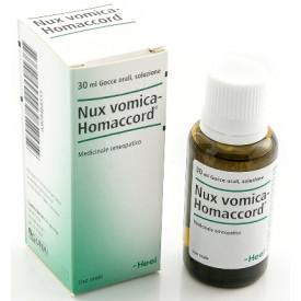 Nux Vomica Homac 30 ml Gtt Heel