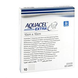 Aquacel Ag Extra Drs10x10cm 10