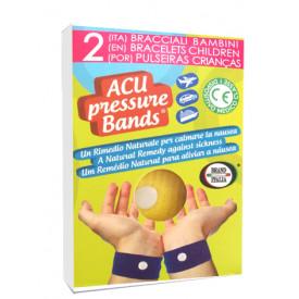 Acu Pressure Band Bambini 2pz