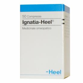 Ignatia-Heel 50 compresse