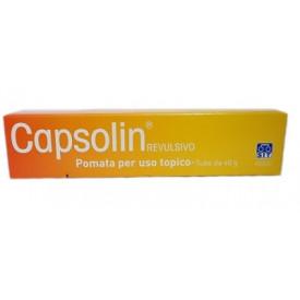 Capsolin Revulsivo 40g