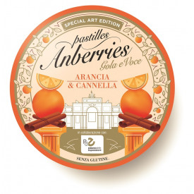 Anberries Arancia/cannella 55g
