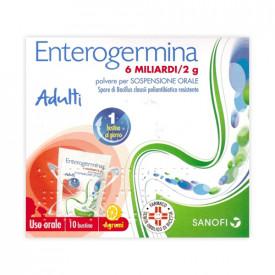 Enterogermina os 10bs 6mld 2g