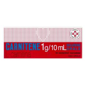 Carnitene os 10fl 1g/10ml