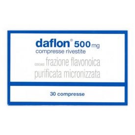 Daflon 30cpr Riv 500mg