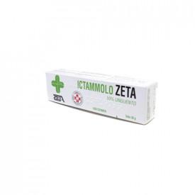 Ictammolo Zeta 10% Ung 30g