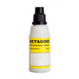 Betadine soluz Cut 125ml 10%