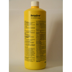 Betadine soluz Cut Fl 1000ml