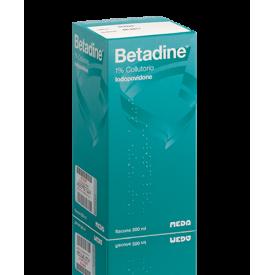 Betadine collut Fl 200ml 1%