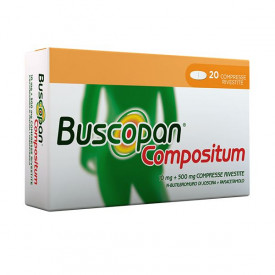 Buscopan Compositum 20cpr Riv