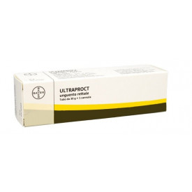Ultraproct ung Rett 30g