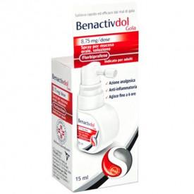Benactivdol Gola spray15ml8,75