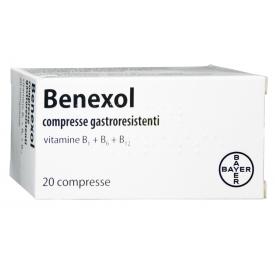 Benexol 20cpr Gastr Fl