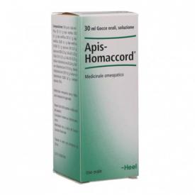 Apis Homac 30ml Gtt Heel