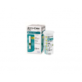 Accu-chek Active Strips 50pz