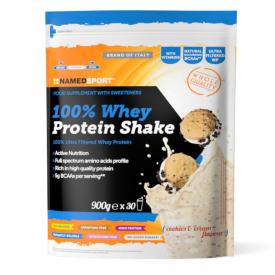 100% Whey Prot Shake Cook&cr