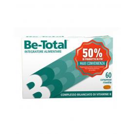 BeTotal Integratore Vitamina B 60 compresse