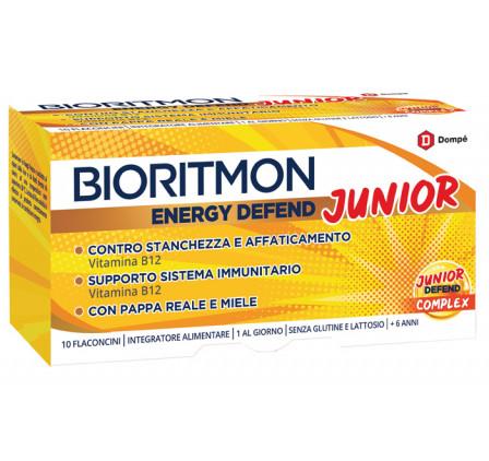 Bioritmon Energy Defend Junior 10 flanconcini
